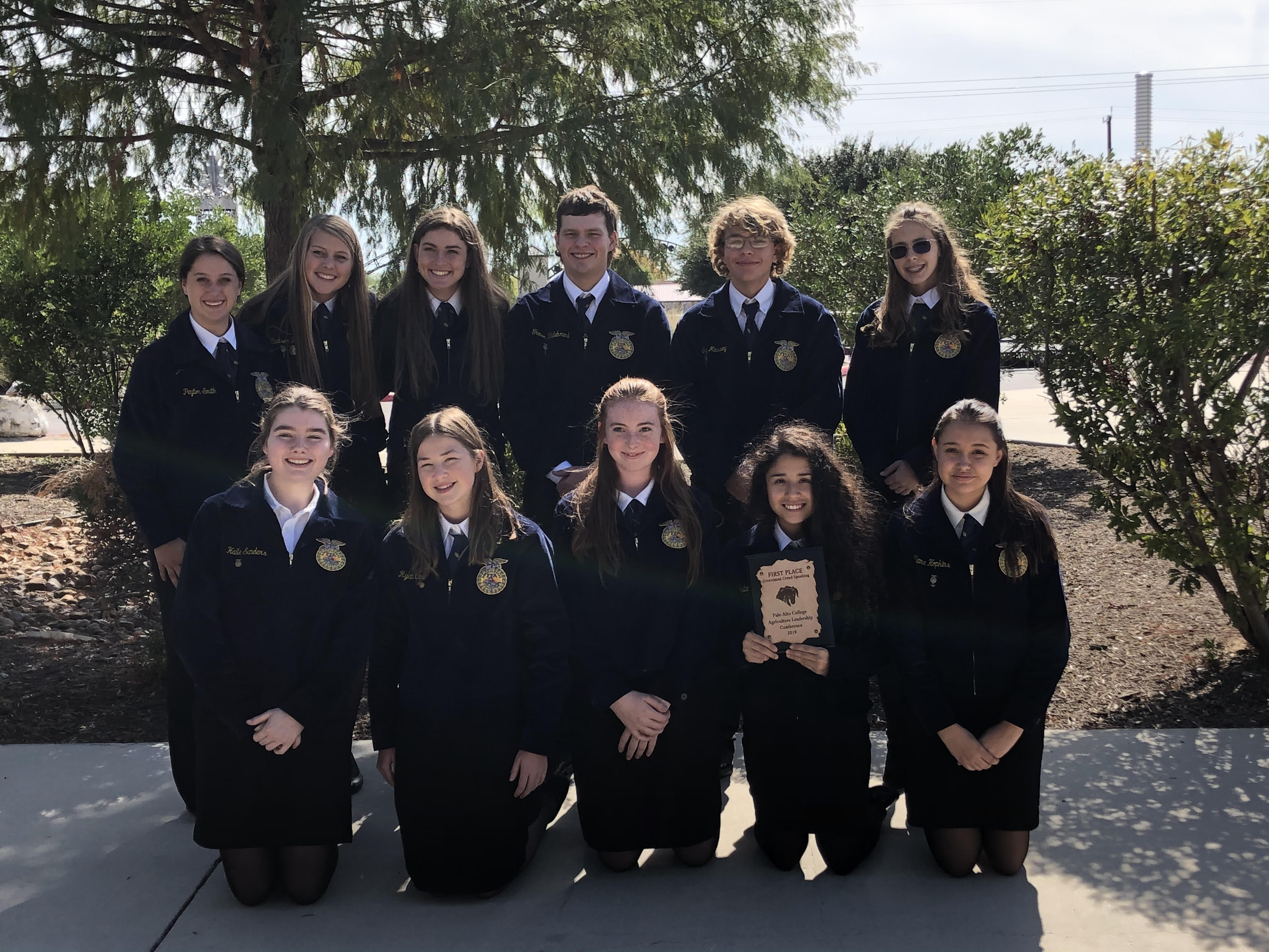 FFA Officers