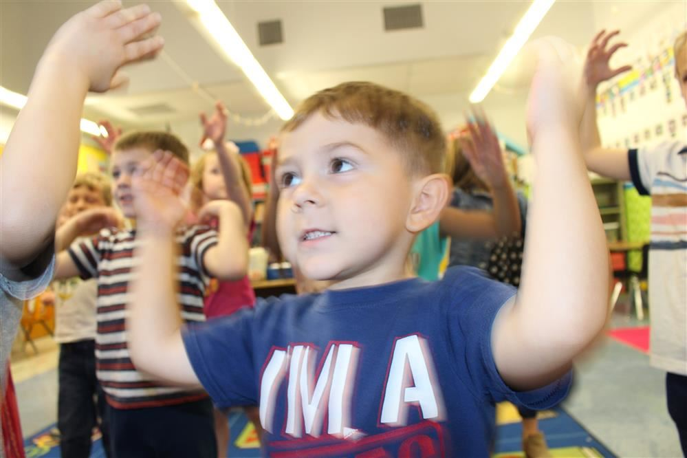 Wimberley ISD Pre-k Students' Trajectory, Success Link Back to Early Education