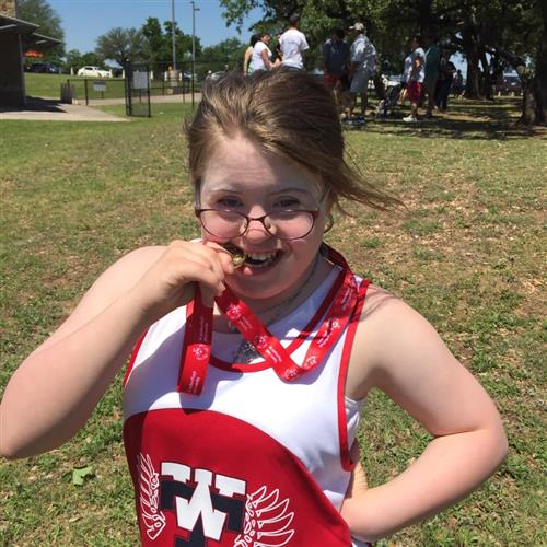 Special Olympics Mollie