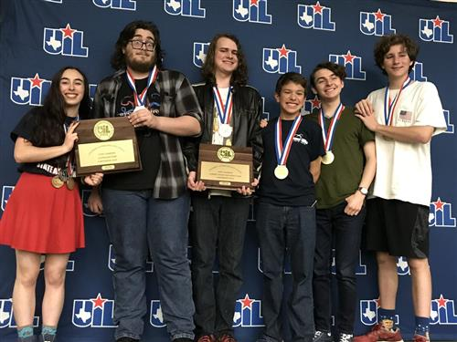 UIL Gold Team