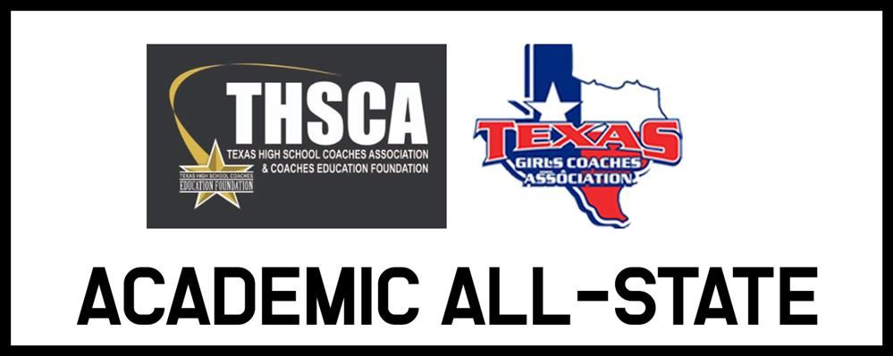 Wimberley Athletes Named to THSCA Academic All-State Teams