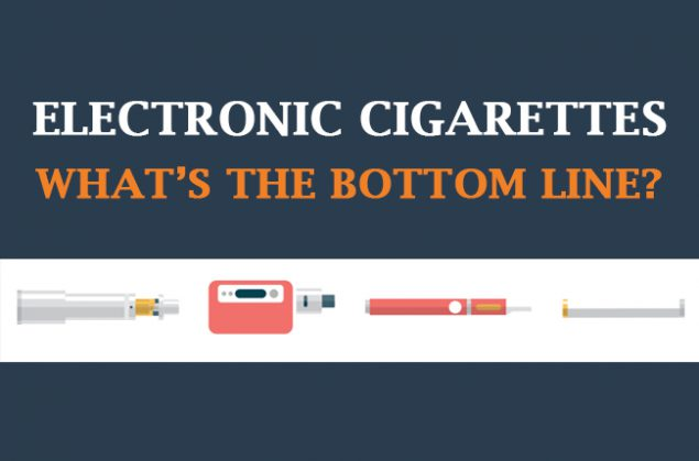 E-Cigarette Graphic