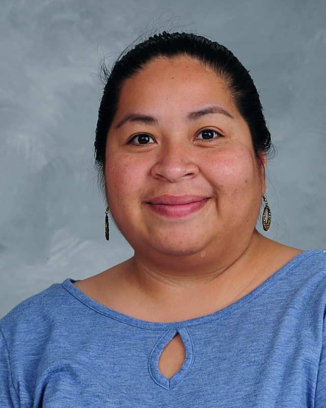 Cristina Cruz, Teacher Aide
